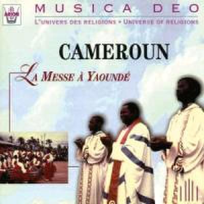 Kamerun-Messe in Yaound,