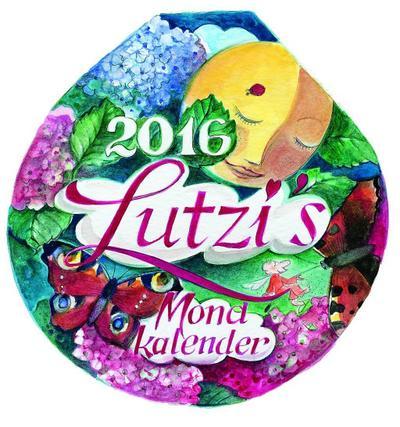 Lutzi's Mondkalender rund 2016