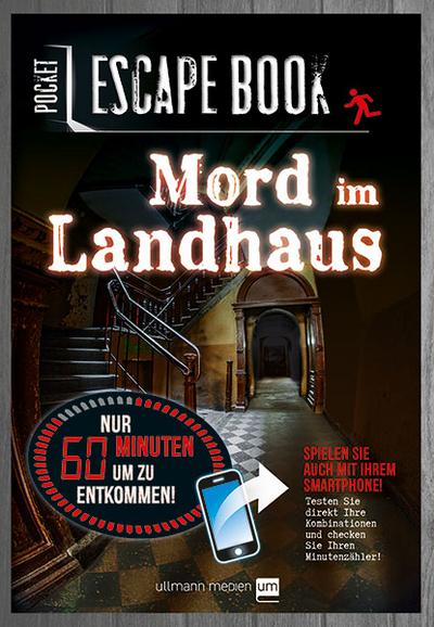 Pocket Escape Book Mord im Landhaus
