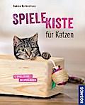 Spielekiste für Katzen; 8 Spielzeuge - 50 Spi ...