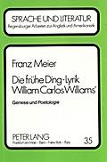 Die frühe Ding-Lyrik William Carlos Williams'