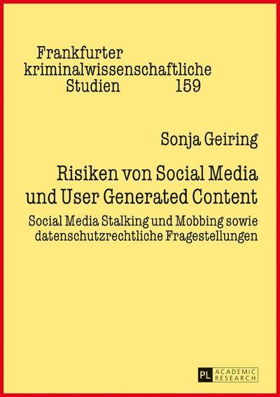 Risiken von Social Media und User Generated Content