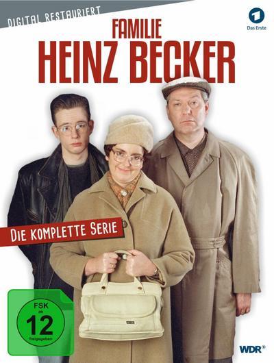 Familie Heinz Becker - Die komplette Serie (digital restauriert)