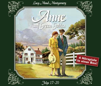 Anne auf Green Gables - Box 5. Folge 17-20