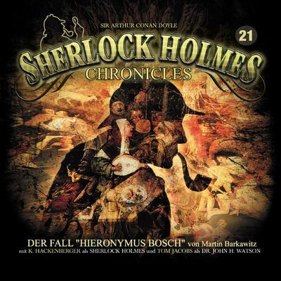 Sherlock Holmes Chronicles - Der Fall Hieronymus Bosch, 2 Audio-CD