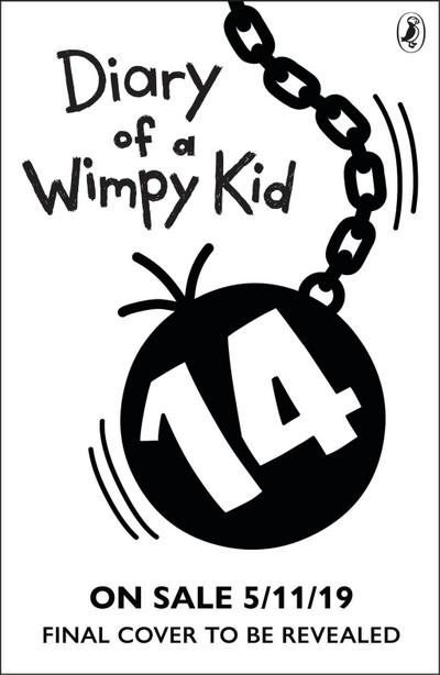 Diary of a Wimpy Kid 14. Wrecking Ball