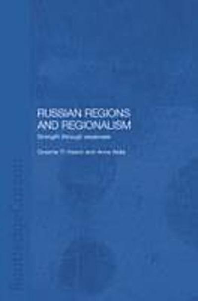 Russian Regions and Regionalism