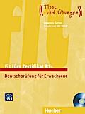 Fit fürs Zertifikat B1. Lehrbuch mit zwei integrierten Audio-CDs