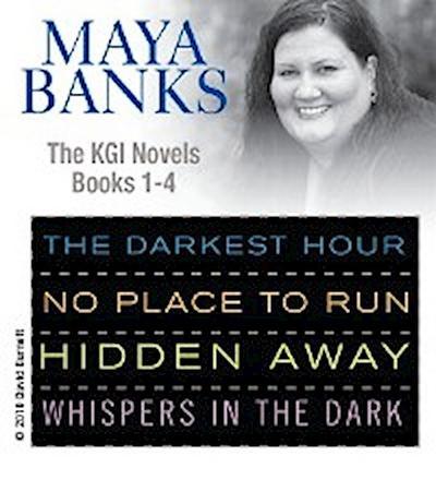 Maya Banks KGI series 1- 4