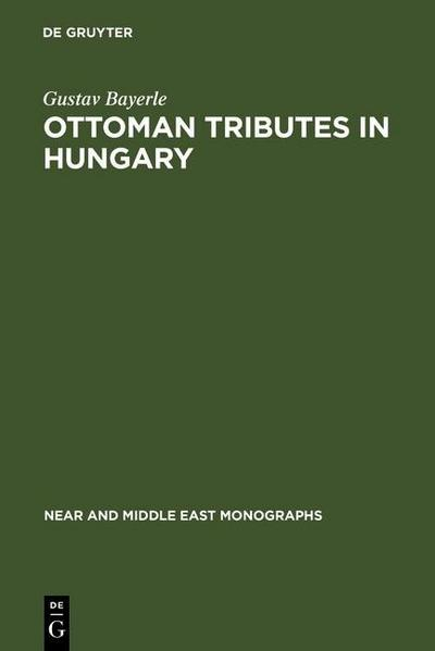 Ottoman tributes in Hungary