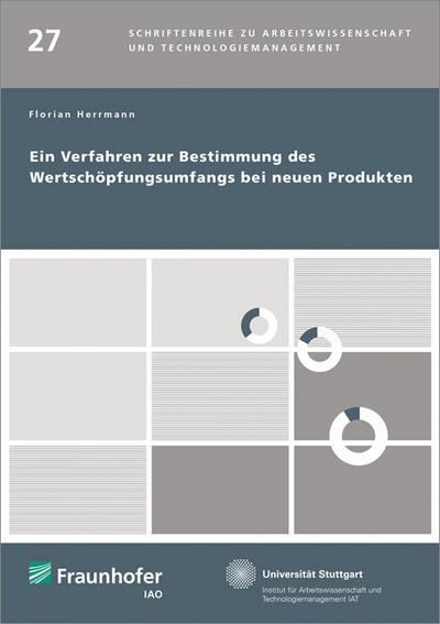 Ein Verfahren zur Bestimmung des Wertschöpfungsumfangs bei neuen Produkten.