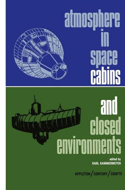 Atmosphere in Space Cabins and Closed Environments