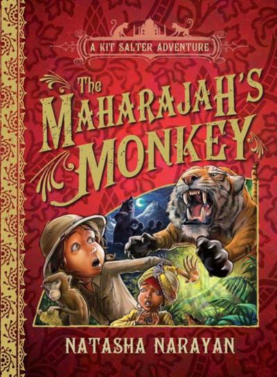 A Kit Salter Adventure: The Maharajah's Monkey