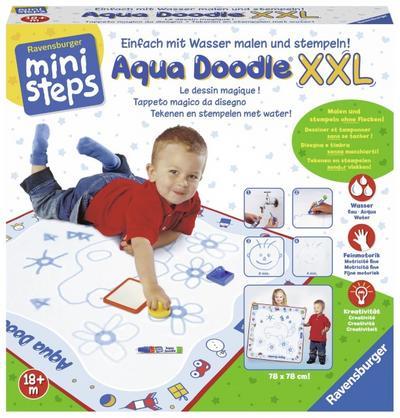 Ravensburger 04491 Ministeps - Aqua Doodle XXL, Tafeln