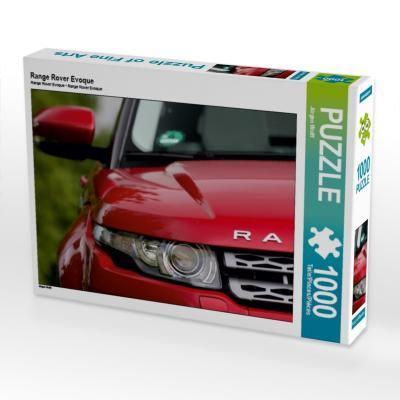 Range Rover Evoque (Puzzle)