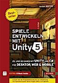 Spiele entwickeln mit Unity 5: 2D- und 3D-Gam ...