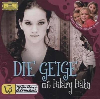 Der Kleine Hörsaal-Die Geige Mit Hilary Hahn