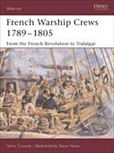 French Warship Crews 1789 1805