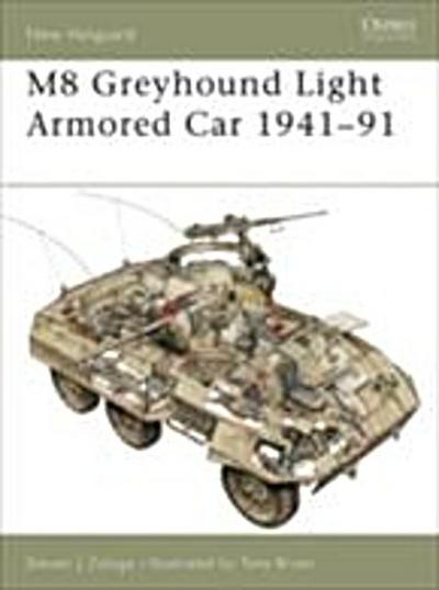 M8 Greyhound Light Armored Car 1941 91