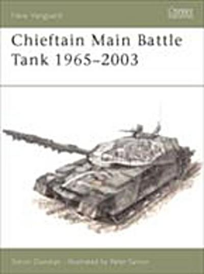 Chieftain Main Battle Tank 1965 2003