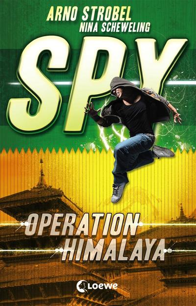 SPY - Operation Himalaya