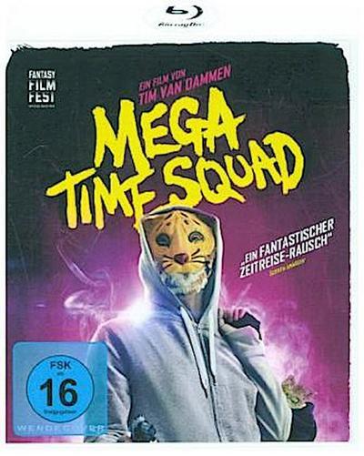Mega Time Squad, 1 Blu-ray