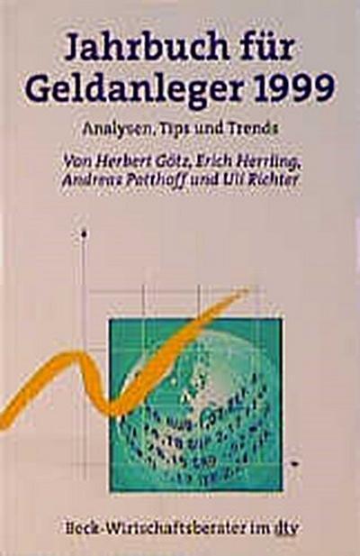 Jahrbuch für Geldanleger 1999