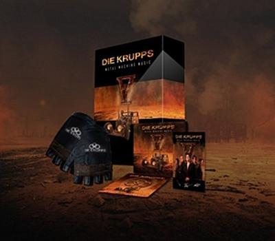 V-Metal Machine Music  Deluxe-Box
