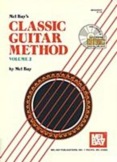 Classic Guitar Method Volume 2