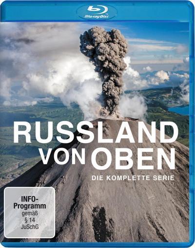 Russland von oben - Die komplette Serie