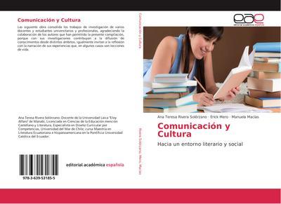 Comunicación y Cultura