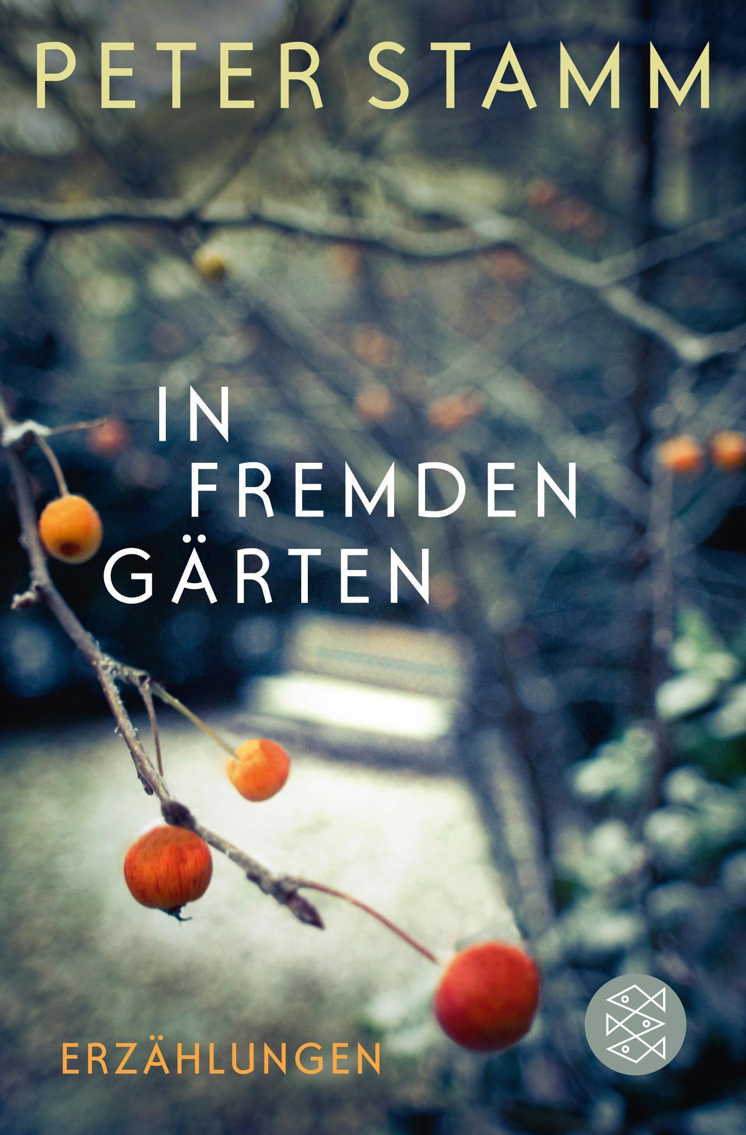 Peter Stamm ~ In fremden Gärten 9783596197125