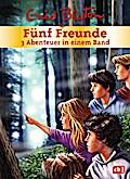 Fünf Freunde - 3 Abenteuer in einem Band: Sammelband 6: Fünf Freunde im Geisterwald / Fünf Freunde - Gefahr im Bergwerk / Fünf Freunde - Verbrechen auf dem Reiterhof (Doppel- und Sammelbände, Band 6)