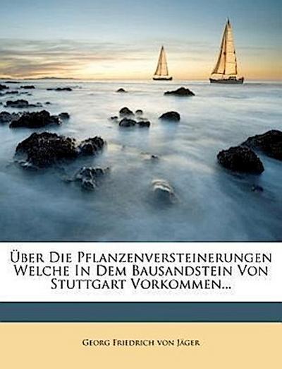 Über die Pflanzenversteinerungen welche in dem Bausandstein von Stuttgart vorkommen