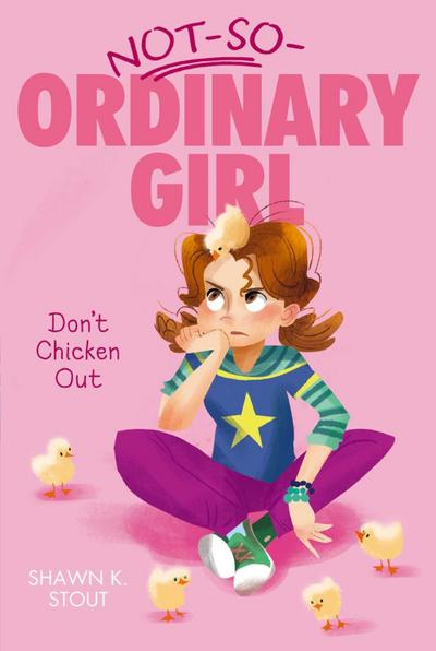 Not-So-Ordinary Girl 03.Don't Chicken Out