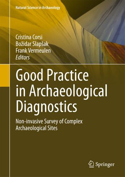 Good Practice in Archaeological Diagnostics