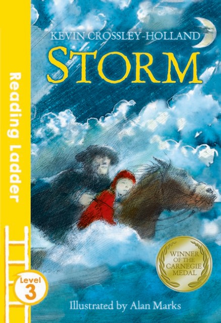 Storm Kevin Crossley-Holland 9781405282369