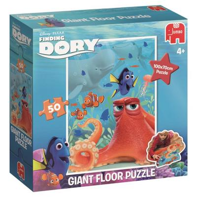 Disney Finding Dory Großes Bodenpuzzle 50 Teile