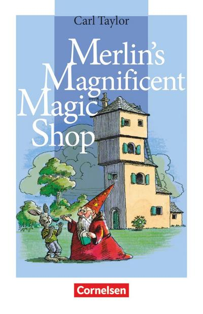Merlin's Magnificent Magic Shop
