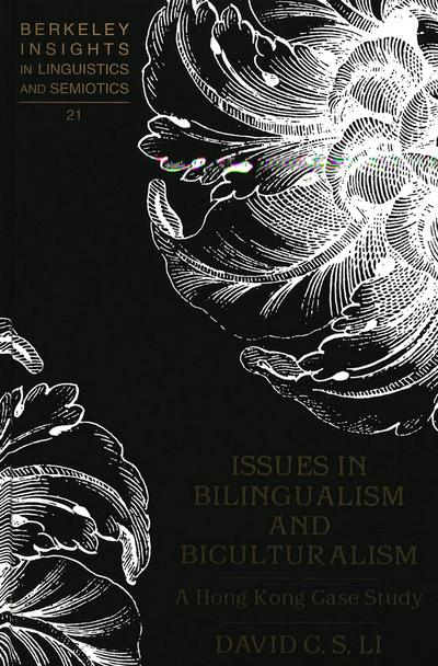 Issues in Bilingualism and Biculturalism
