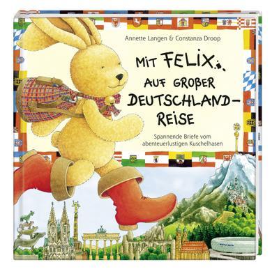 Mit Felix auf großer Deutschlandreise