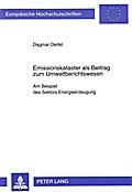Emissionskataster als Beitrag zum Umweltberichtswesen