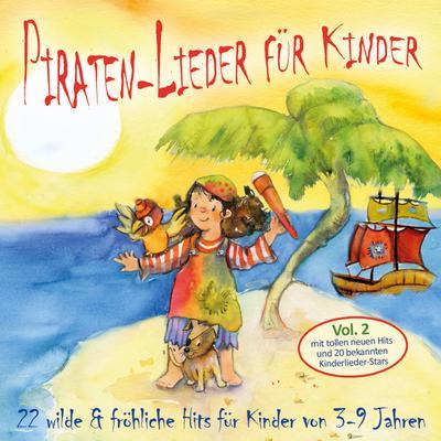 Piraten-Lieder für Kinder,Vol.2