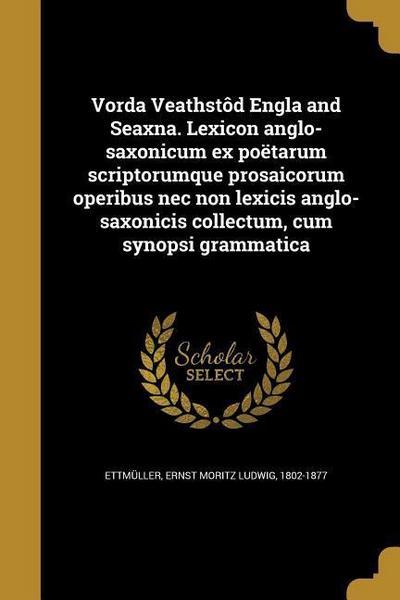 LAT-VORDA VEATHSTOD ENGLA & SE