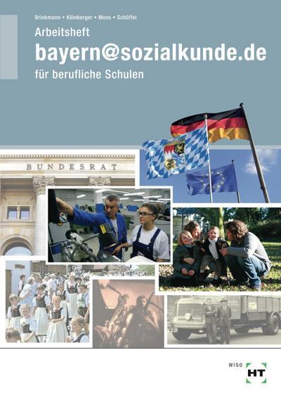 bayern@sozialkunde.de für berufliche Schulen, Arbeitsheft
