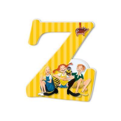 Pippi Buchstaben Z (Packung mit 10 Exemplaren)