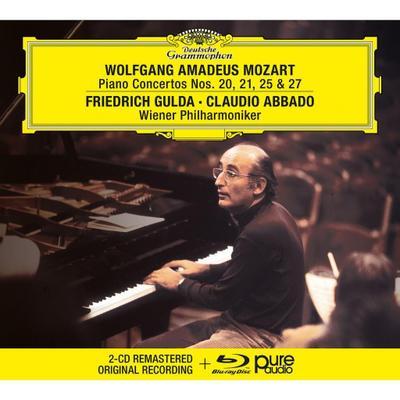 Mozart: Klavierkonzerte Nos. 20, 21, 25 & 27 (BRA)
