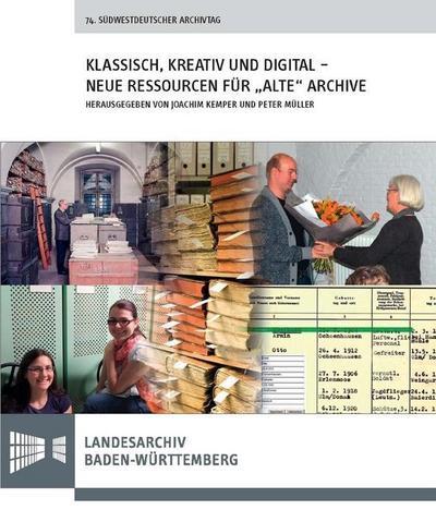 Klassisch, kreativ und digital - neue Ressourcen für