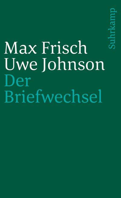 Der Briefwechsel. 1964–1983 (suhrkamp taschenbuch)