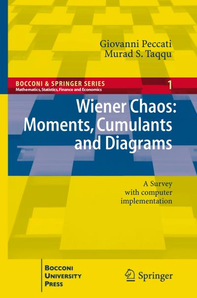 Wiener Chaos: Moments, Cumulants and Diagram Formulae